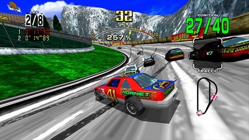 Product picture Daytona USA On PS3